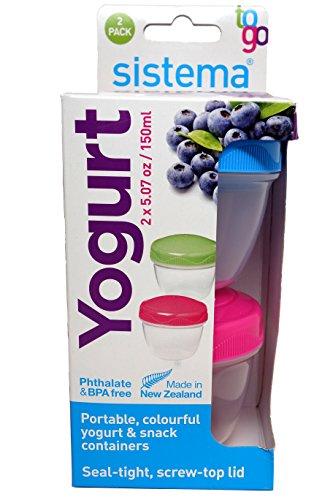 yogurt flip container - 2