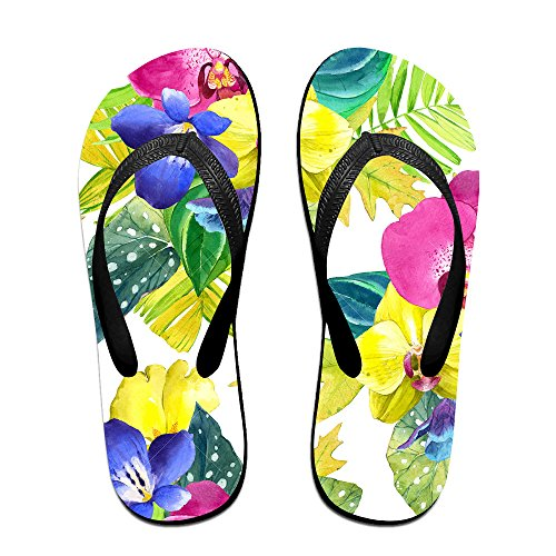 Magnolia Thong (Tropical Flowers Bouque Unisex Fit Thong Flip-flops Casual\r\n Beachwear Lovers Summer Great For Women & Men Seaside Vacation)