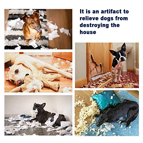 Mingzheng Snuffle Mat for Dogs-Pet Feeding Mat Dog Puzzle Toys for Boredom,Interactive Toys Encourages Natural Foraging Skills for Cats Dogs Bowl Travel Use (Brown)