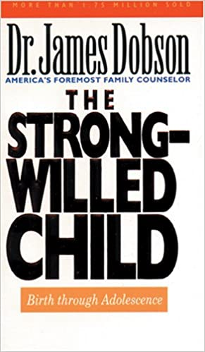 Image result for strong willed child book