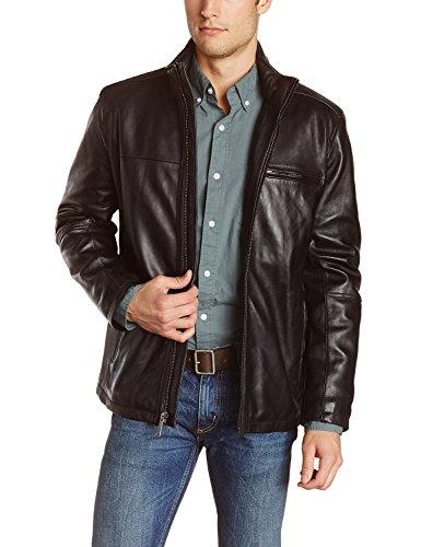 Laverapelle Men's Lambskin Real Leather Jacket - 1510135