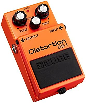 best boss pedal for distortion