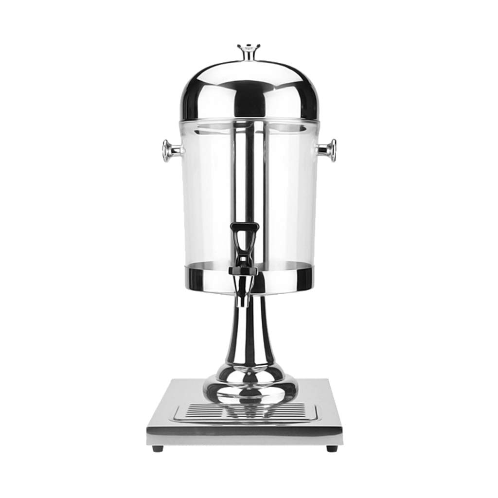 Beverage Dispenser for Drink Shop Bar Buffet Restaurant Household Hot and Cold Juice Machine Stainless Steel Juice Beverage Machine