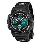 Easony 5 6 7 8 9-15 Year Old Boy Gifts, Kids Digital Watches Sports Waterproof Electronic Wrist Watches Toys for 4-13…