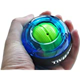 Winner Space B01FVZLE9E Wincspace Trainer Powerball Arm Strengthener Essential Gyroscopic Wrist and Forearm Exerciser Ball