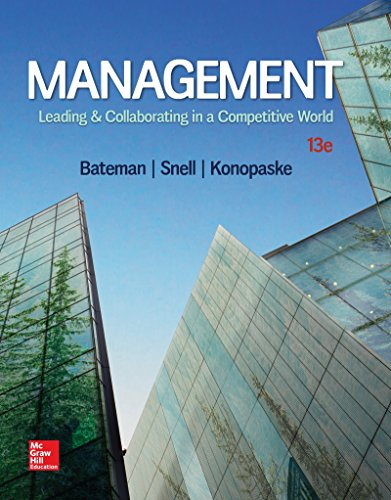 Loose-Leaf  Management: Leading & Collaborating in the Competitive World