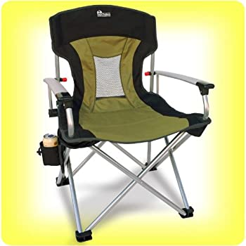 Earth Products New Age Vented Outdoor Aluminum Lawn Chair