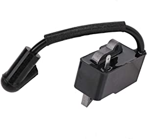 Yikesai 585836101 545108101 Compatible with Husqvarna Blower Ignition Coil Module 125B 125BVX for Homelite Ryobi 300953003 300953001