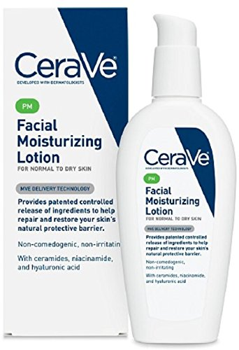 - Cerave Facial Moisturizing Lotion PM 3 Oz (2 Pack)