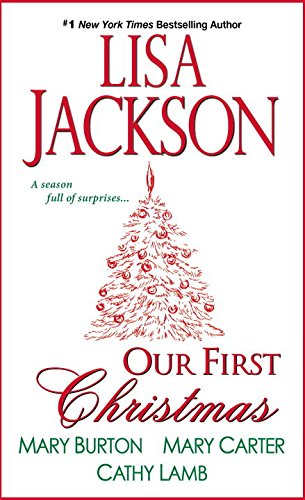 book cover of Our First Christmas