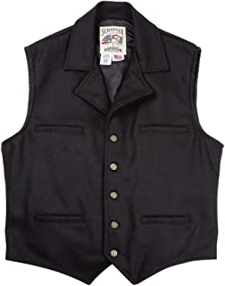 product image for Schaefer Outfitters Men's 805 Cattle Baron Vest - 805-Blk