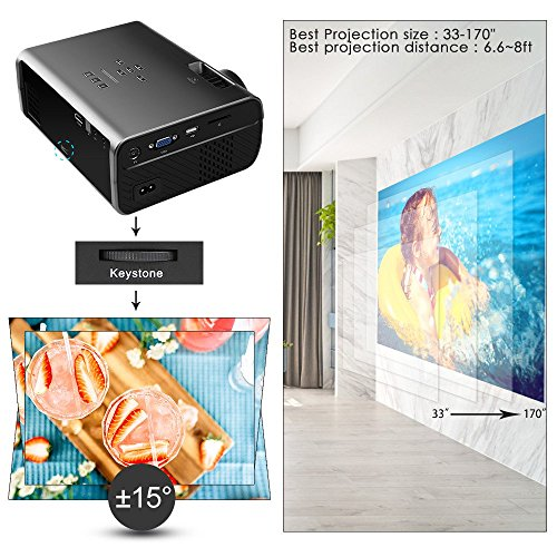Buy home theater led projector