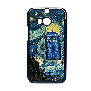Generic Art Phone Cases For Girly Print With Tardis For Htc One M8 Choose Design 9