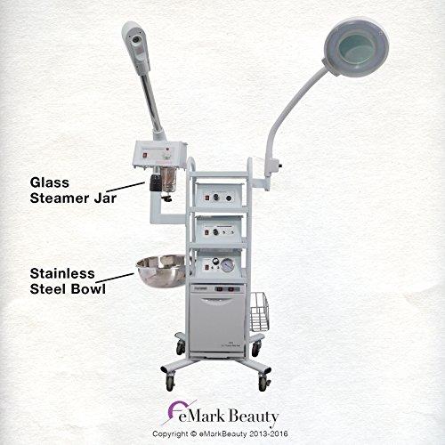 multifunction facial steamer - 8