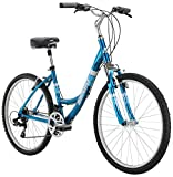 Diamondback Bicycles Women's Serene Classic Frame Comfort Bike