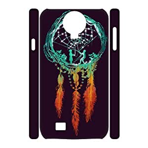 Personalized New Print Case for SamSung Galaxy S4 I9500 3D, Dream Catcher Phone Case - HL-R650070