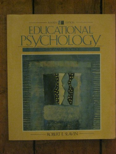 Educational Psychology: Theory and Practice/a Practical Guide to Cooperative Learning