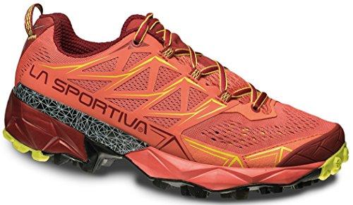La Sportiva Mutant Scarpe Da Corsa Da Donna - Ss18 Akyra Woman Berry Talla: 37.5