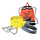 Vulcan Super Duty Tow Strap Kit