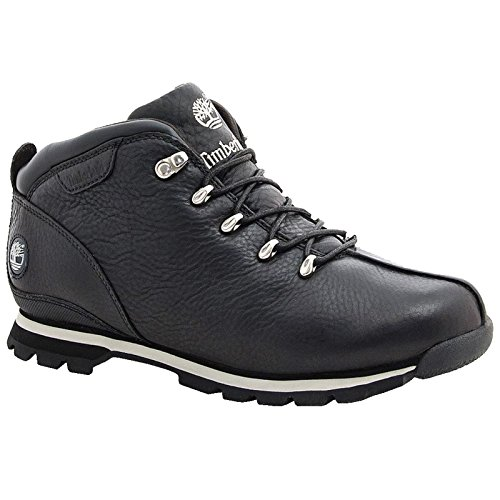 Mens Earthkeepers Leather Oxford (Timberland Mens Earthkeepers Split Rock Black Leather Boots 10.5 US)