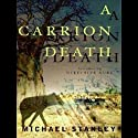A Carrion Death: Introducing Detective Kubu Audiobook by Michael Stanley Narrated by Simon Prebble