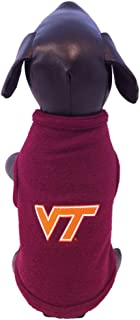 product image for NCAA Virginia Tech Hokies Polar Fleece Dog Sweatshirt