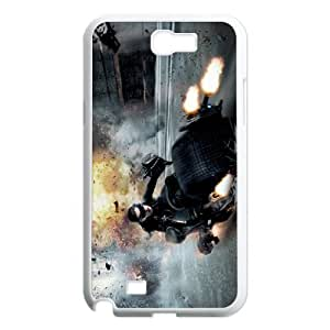 Batman FG0081816 Phone Back Case Customized Art Print Design Hard Shell Protection Samsung Galaxy Note 2 N7100