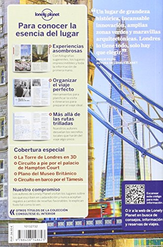 Lonely Planet Londres (Travel Guide) (Spanish Edition