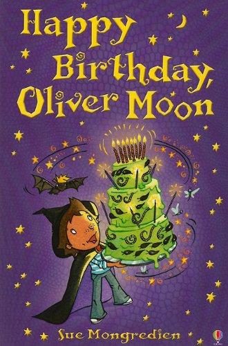 Happy Birthday Oliver Moon ebook