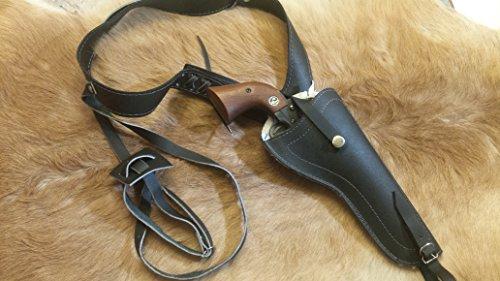 Leather Shoulder Holster.38/.357 6