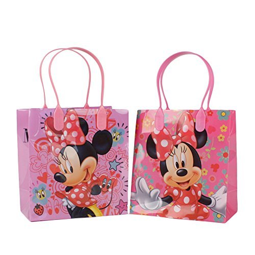 Disney Minnie Mouse 12 Pcs Party Goodie Gift Bags - 6