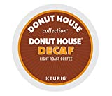 keurig bold decaf - Donut House Collection Donut House Decaf Keurig Single-Serve K-Cup Pods, Light Roast Coffee, 72 Count (6 Boxes of 12 Pods)