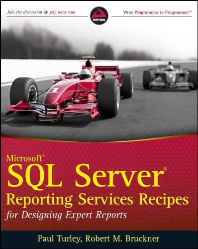 Microsoft SQL Server Reporting Services Recipes: for Designing Expert Reports Pdf