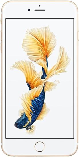 Apple iPhone 6s Plus 64 GB Oro Libre: Amazon.es: Electrónica