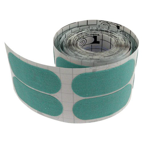 Turbo Grips Course Fitting Tape Roll (100-Piece), Mint by Turbo Grips