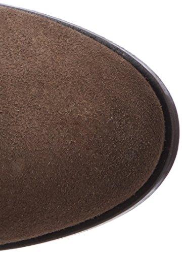 Hilfiger Dames Laarzen B1285arcelona 6b Bruin (zwarte Koffie)