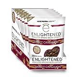Enlightened Roasted Broad Bean Crisps, Sweet Cinnamon, 18 Oz, Package May Vary