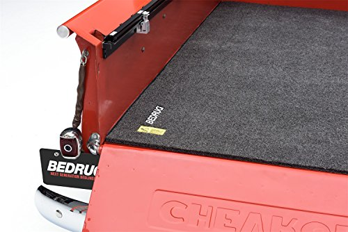 Bedrug BMX00D Universal 66x98 Truck Bed Mat (Cut to (Truck Bed Mat)