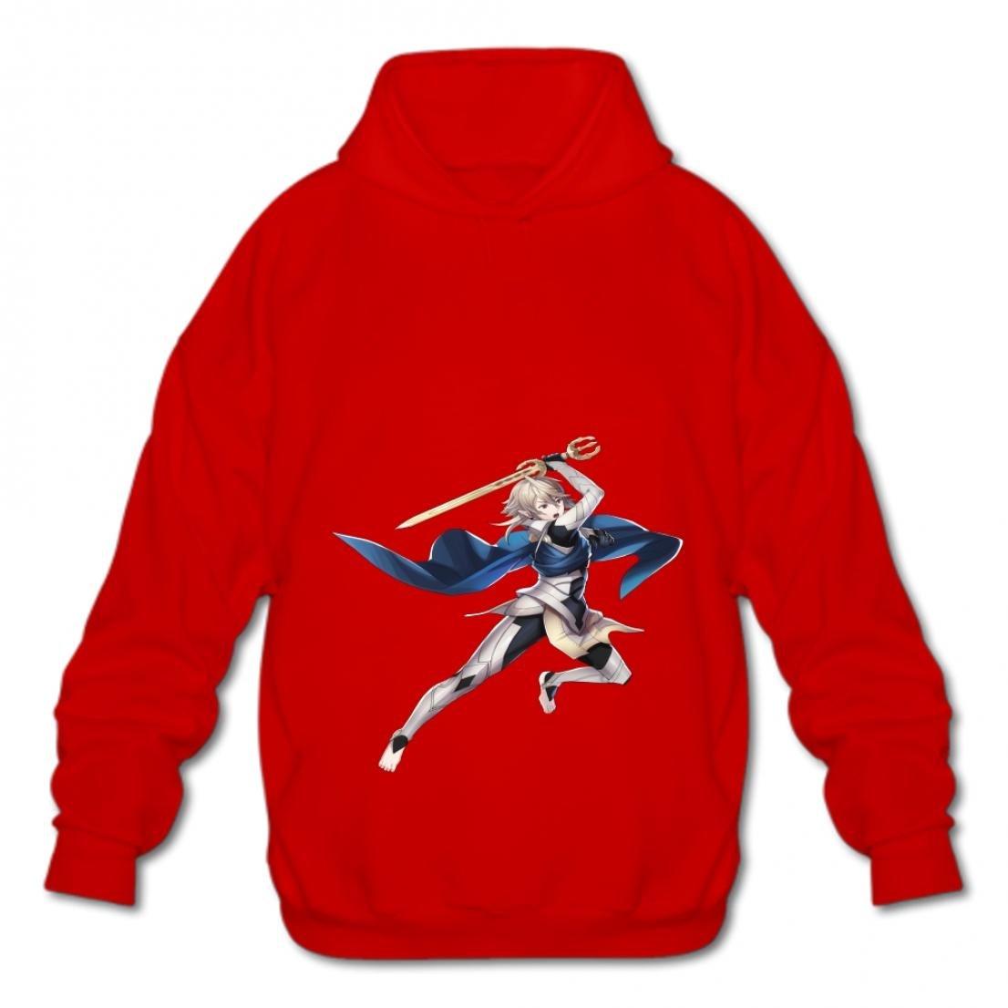 Tngjijish Fashion Hoodies-03 Cartoon Fire gdew Hoodies Mens Cotton Pullover Fashion Sweatshirt