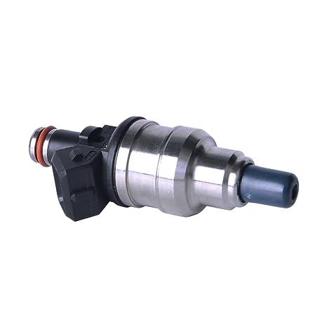 spsoner alto flujo Inyector de Combustible de 500 cc para japonés EE. UU. 12 ohmios 12 V de coche modificado boquilla Kit de inyección Racing Juego de ...