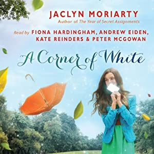 A Corner of White Audiobook