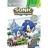 Sonic Generations (Platinum Hits) - Xbox 360