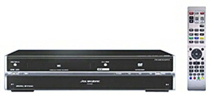 狂った紳士気取りの、きざな鼻シャープ D?combo ビデオ一体型DVDレコーダー DV-RW65
