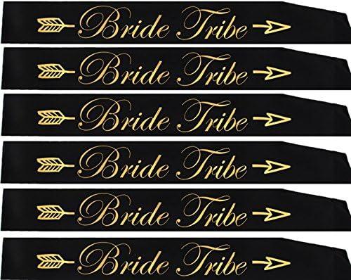 Bridal Sash /& Bride Tribe Sash Bachelorette Party Wedding Favors Accessories