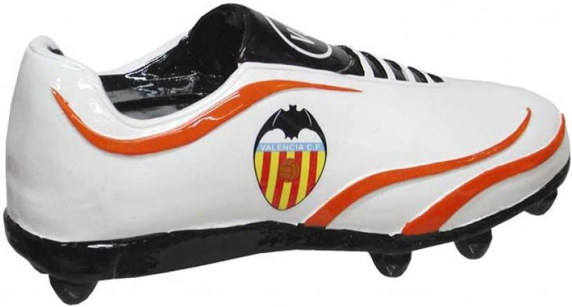 Valencia Cf - Hucha resina bota - valecia cf (48/2): Amazon.es: Juguetes y juegos