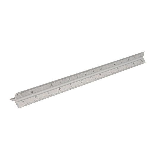 15 opinioni per Silverline 731001, Riga triangolare in alluminio