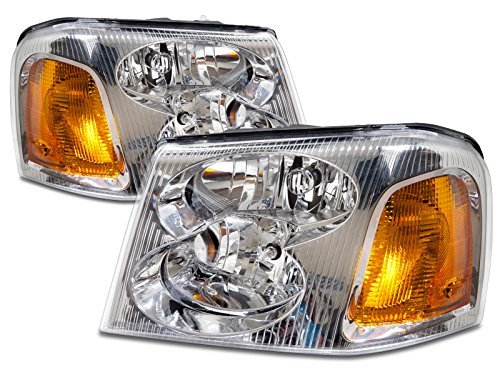 2003 Gmc Envoy Headlight Wiring Harness : Gmc envoy oem headlight for