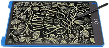 for Kids /& Adults S-02 Lyperkin LCD Writing Tablet Reusable 12 Inch Blackboard Writing Tablet Digital Notepad Electronic Writing /& Drawing Board Doodle Board Handwriting Drawing Tablet Erasable
