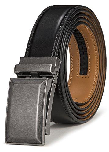- Belt for Men,Bulliant Men's Click Ratchet Belt Of Genuine Leather,Trim to Fit