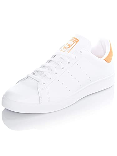 adidas Stan Smith Vulc, Chaussures de Fitness Homme, Blanc Ftwbla/Amatac 000,